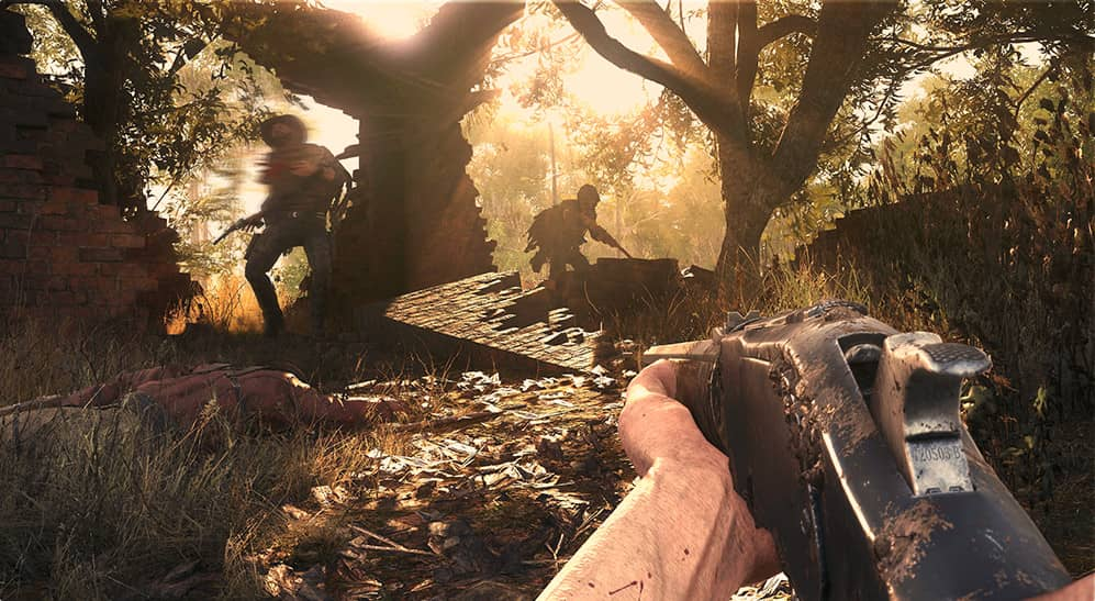 CRYENGINE - Crytek's powerful game development platform