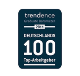 Trendence Graduate Barometer 11th 2011 - Germany's most favorite IT Employers - Crytek