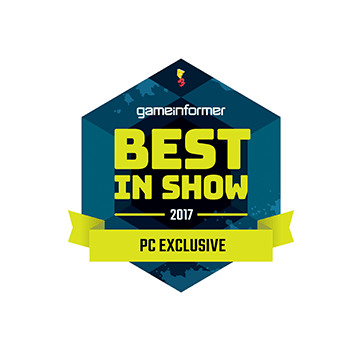 Game Informer - Best In Show 2017 PC Exclusive - Hunt: Showdown