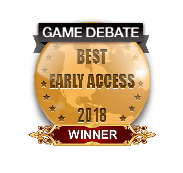 The Game Debate Awards 2018 ‐ Best Early Access Game  ‐ Hunt: Showdown