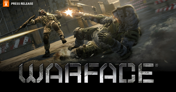 WARFACE ANNOUNCED FOR 2012 RELEASE   Crytek