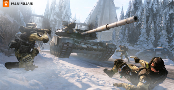 Warface Update Brings First Siberia Map into Play Today   Crytek