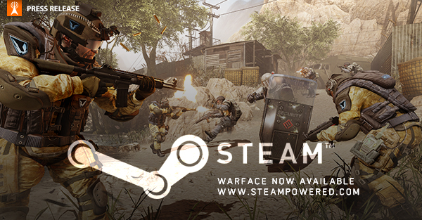 Warface Hits the Mark with One Million Steam Downloads in