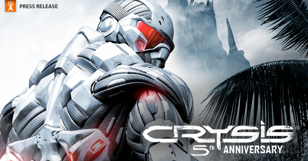 Happy Birthday, Crysis! Crytek's Game-Changing FPS Turns