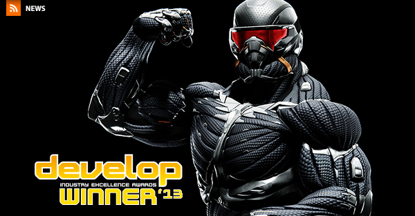 Crysis 3 Scoops Prestigious Prize at the Develop Awards