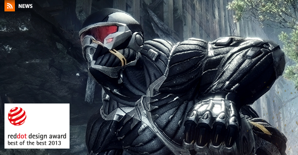 Coveted Red Dot Design Award Goes to Crysis 3