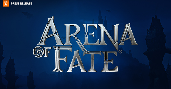 "History's Greatest Heroes Clash in ""Arena of Fate"" – a Brand New IP from Crytek"