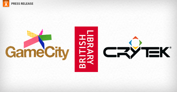 """Partnership between Crytek, GameCity and the British Library challenges creative students to go """"Off the Map"""""""