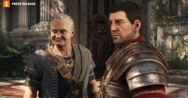 Ryse: Son of Rome Wins Coveted Game Design Award