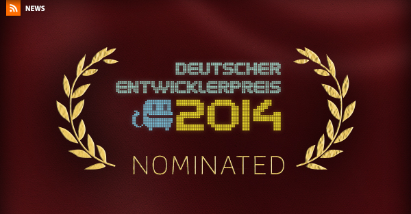 Ryse: Son of Rome and Warface Nominated for Top German Awards