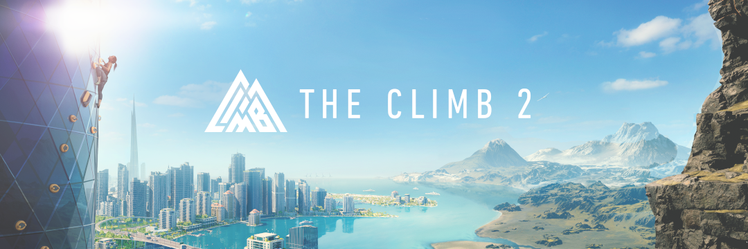 The Climb 2 is out now for the Oculus Quest and Oculus Quest 2!